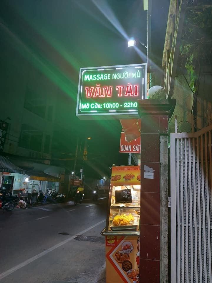 Welcome to Massage Người Mù Văn Tài